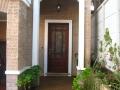 puerta casa modelo